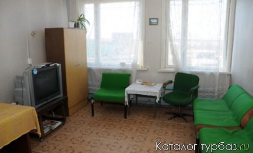 База отдыха «Скнятино»