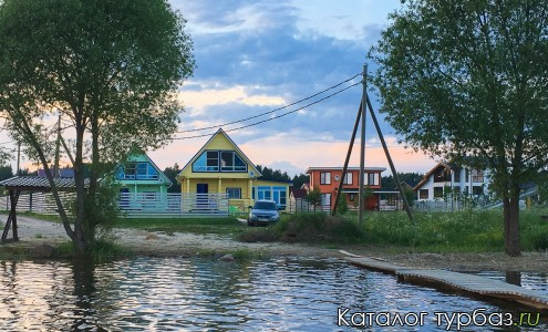 база отдыха «Озеро Врево»