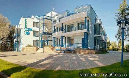 Загородный отель «Гальярда»