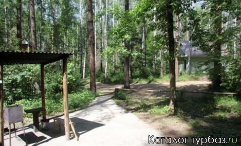 База отдыха «Лесовичок»