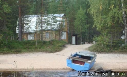 Гостевой дом «Тикшозеро»