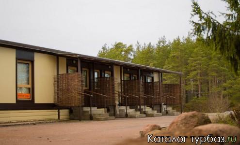 Загородный комплекс отдыха «Дрова»