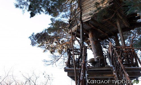 """Мой домик на дереве"""