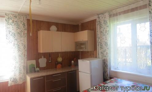 Кухня в главном корпусе