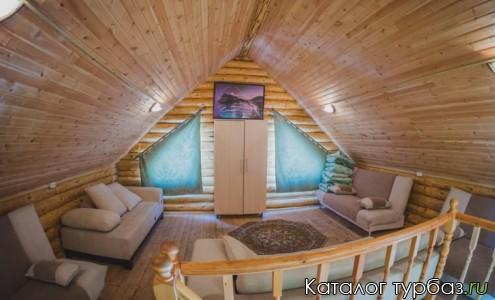 База отдыха «Экостровская»