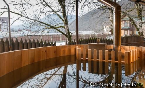 База отдыха «Bridge Mountain Villas»