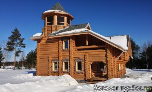 Дом Башня