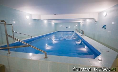 Массажный бассейн