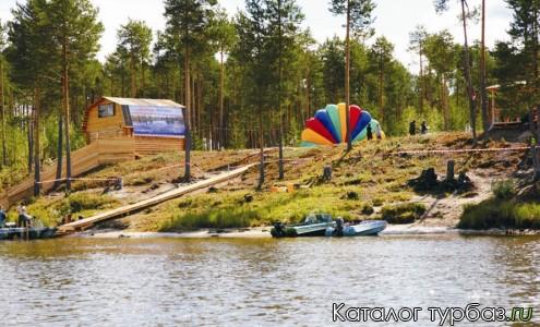 База отдыха «Стойбище Карамкинское»