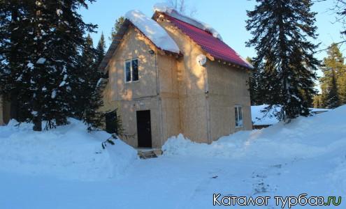 Гостевой дом «Заповедный лес»