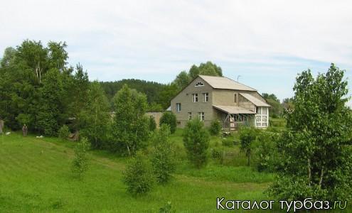 База отдыха «Санькин дом»