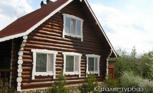 Гостевой дом «Русская изба»