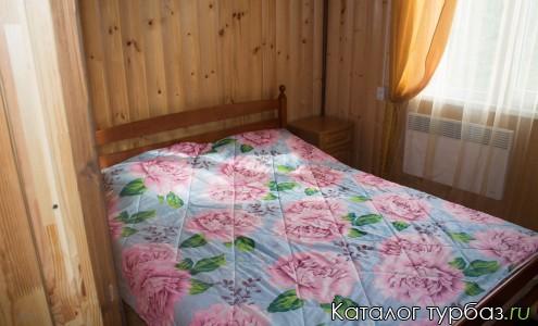 спальня 1 в домике