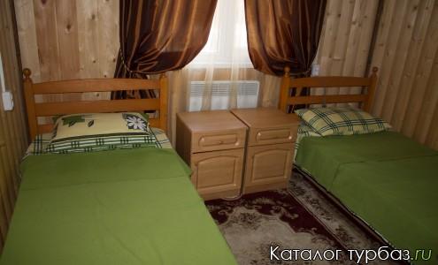 спальня 2 в домике
