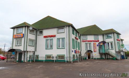 Гостиничный комплекс «Алирико»