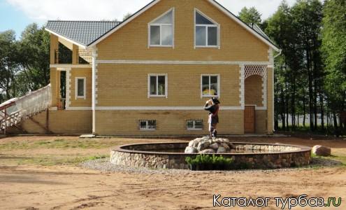 ресторан - база отдыха Веснеболог - Пустошкинский район Псковской области
