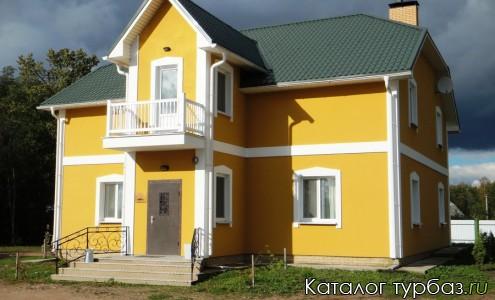 гостиница - база отдыха Веснеболог - Пустошкинский район Псковской области