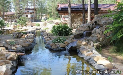 Парк-отель «Усадьба Мещерская»