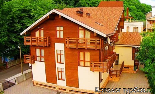 Гостевой дом «Дача на Березовой»