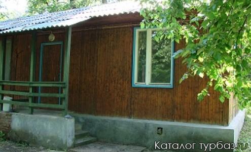 Домик №1 в лесу БО Автомобилист
