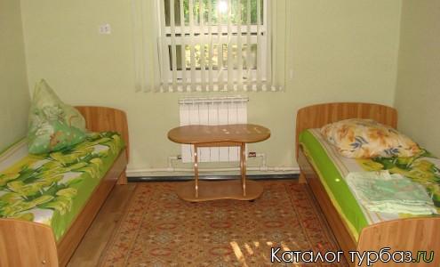 Номер п/люкс с раздельными кроватями БО Автомобилист