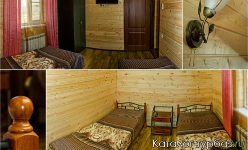 Спальня 2-х местного дома