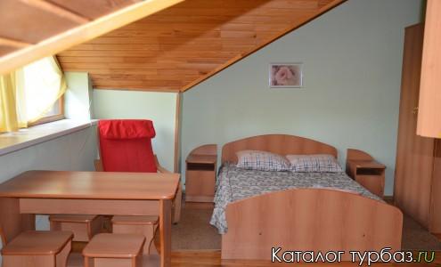 Люкс номер (корпус №6 4 этаж)