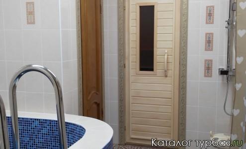 баня помывочная