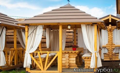 Центр отдыха «Купеческий дворик»
