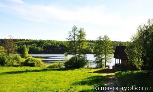 Озеро Утиное