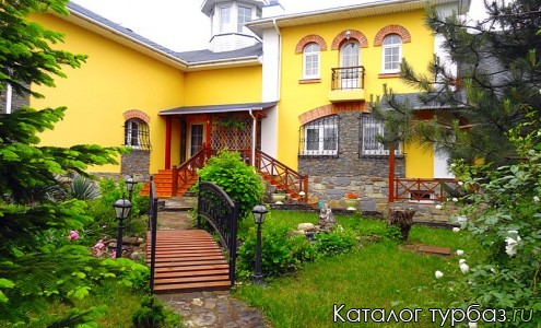 Гостевой дом «У дача»