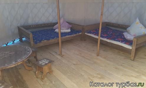 База отдыха «Викинг на Катуни»