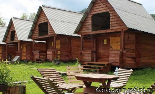 Туристическая база «Агария»