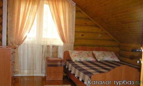 База отдыха Лазурит, Горный Алтай