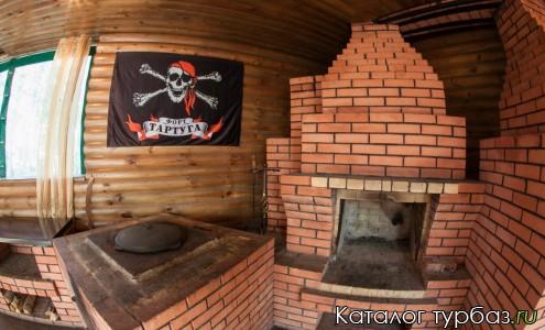 База отдыха «Форт Тартуга»