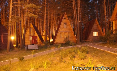 База отдыха Пристань