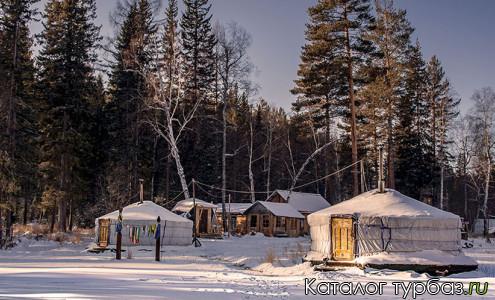 Туристическая база «Витязь»