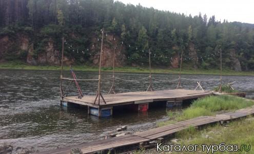 Эко-база «Манаград»