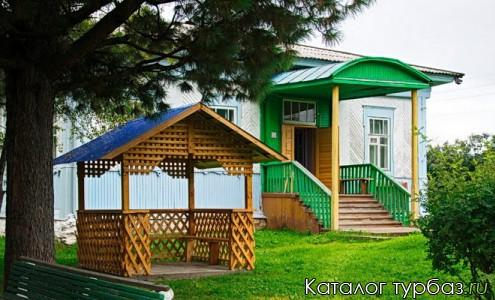 Дом отдыха «Актай»