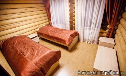 База отдыха «Кизиловая»