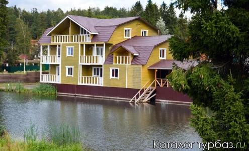 База отдыха эко-деревня «Бабин двор»