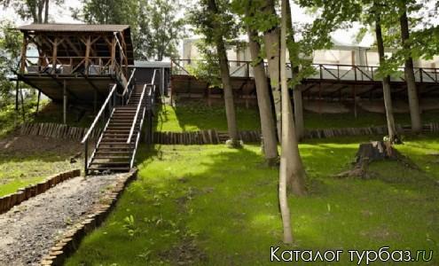 Центр водного спорта и отдыха «Веселый ветер»