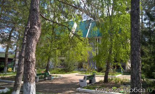Туристкий комплекс «Орлиный залет»