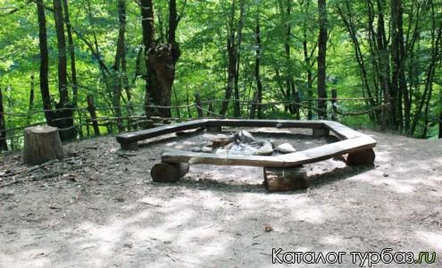 База отдыха «Кабаний перевал»