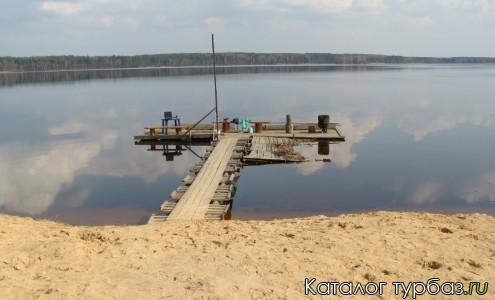 База отдыха «Песчаный берег»