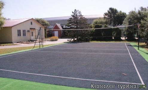Спортивно-оздоровительный комплекс отдыха «Анапа»