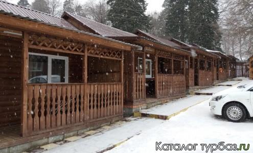 База отдыха «Снежный барс»