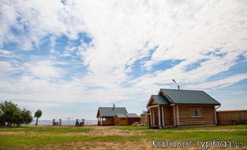Гостевые деревянные домики