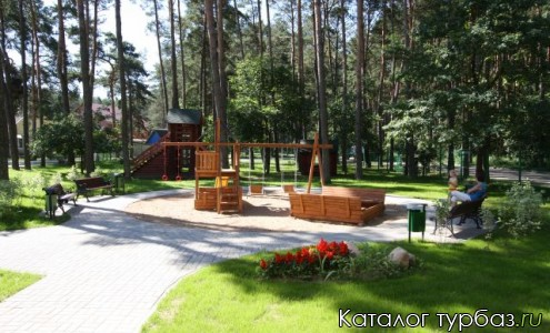 База отдыха Дривяты