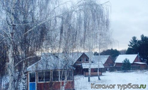 База отдыха «Снегиревские бани»
